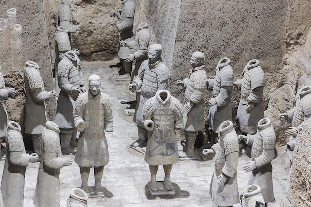 Мавзолей первого циньского императора