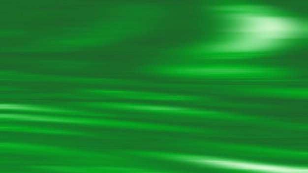 緑の背景の横縞交互、現代の抽象的なテクスチャ。