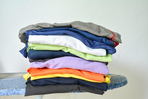 Штабель для одежды