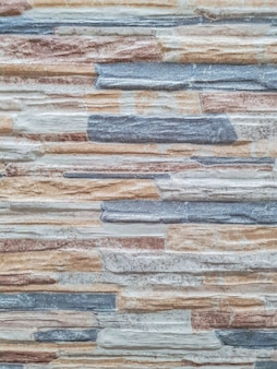 壁のタイル床の模様。