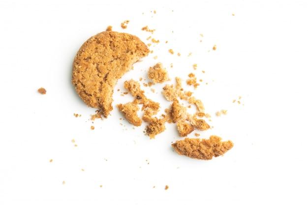 Сломанное печенье