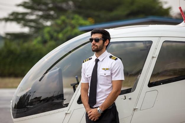 民間民間ヘリコプターパイロット