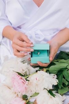 Обручальное кольцо для невесты