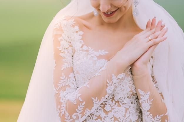 Невеста обручальное кольцо