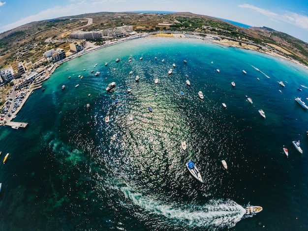 Мальтийская аэрофотосъемка