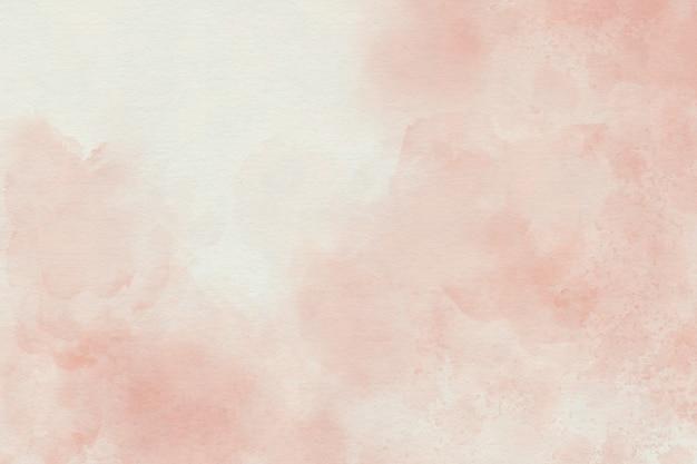 Акварель мягкий розовый абстрактный фон