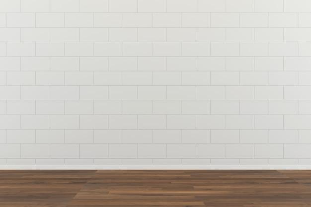 リビングルームの内壁家の床テンプレートの背景