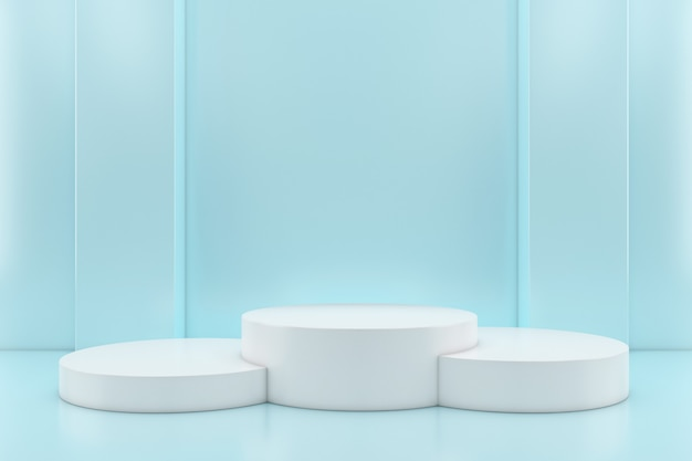 Абстрактная геометрическая форма пастель цвет минимальный современный стиль стены, для стенда подиум стенд дисплей таблицы.