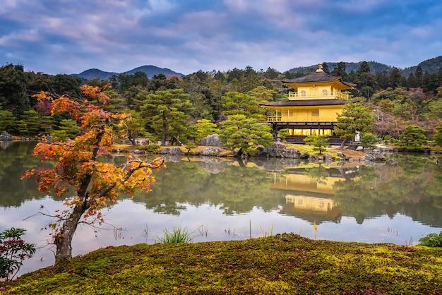金閣寺金堂の寺院京都の仏教寺院