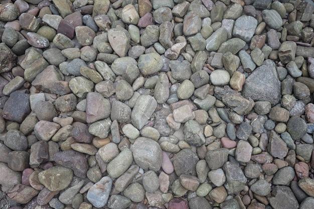 自然の海岸の砂岩。