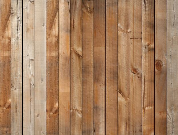 板の背景のヴィンテージの木製パレットボード。