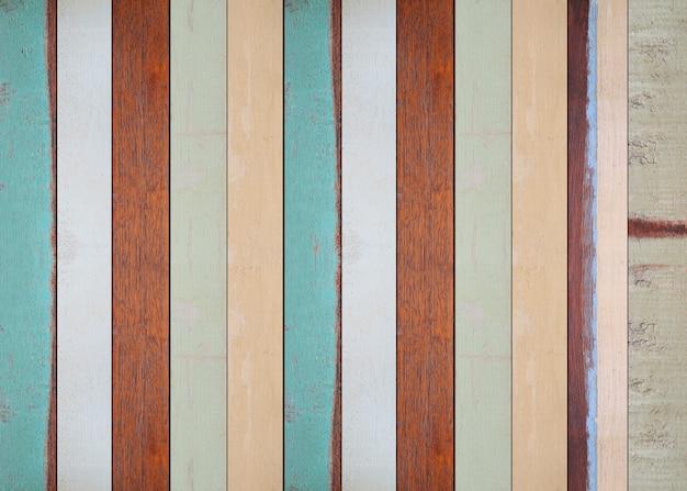 板の背景のヴィンテージの木製ボード。