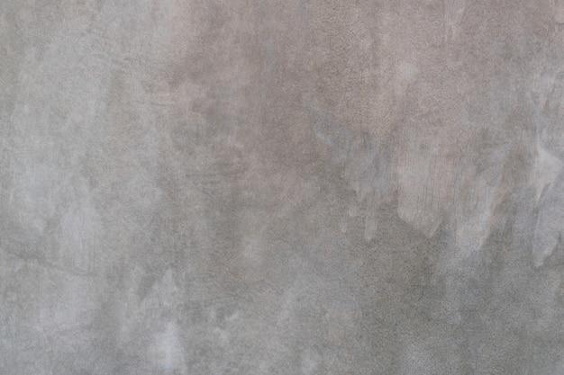 グレーセメントの床