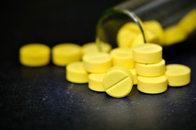 新薬発見コンセプトと医薬品技術における特定の種類の医薬品の錠剤