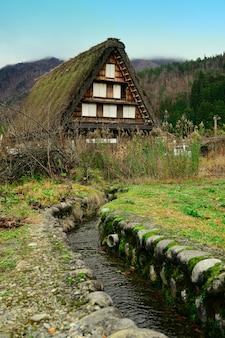 日本の歴史的な村