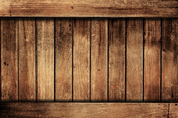 古い木の板のテクスチャ背景