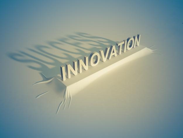 イノベーション=成功