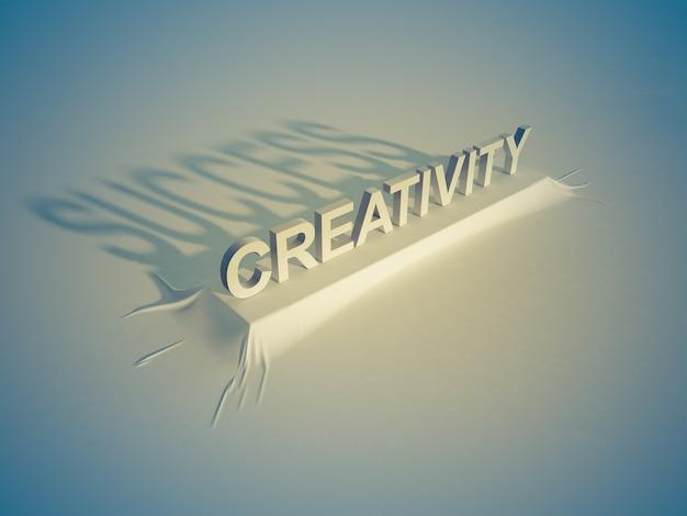 創造性=成功