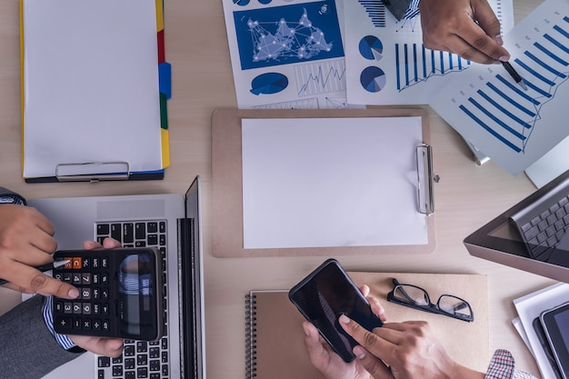 ラップトップ投資コンセプトに関する会計の分析