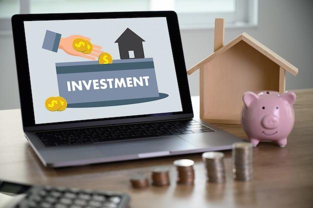 投資ファンドファイナンス不動産および住宅ローン、住宅ローンおよび不動産投資
