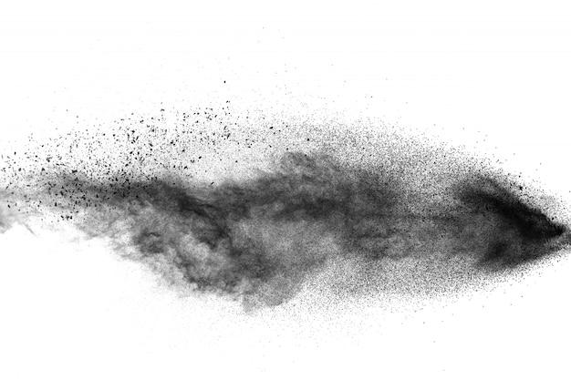 粉塵スプラッシュバックグラウンド