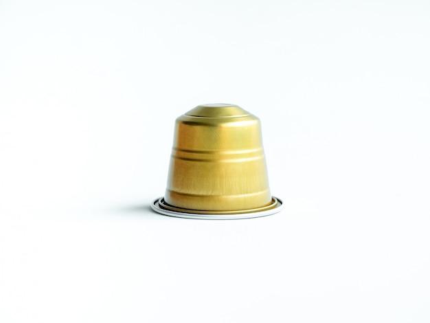 エスプレッソコーヒーカプセル。