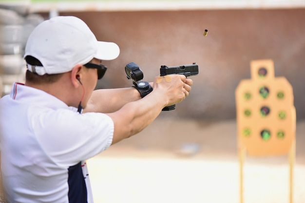 リアルビュー銃射撃競技
