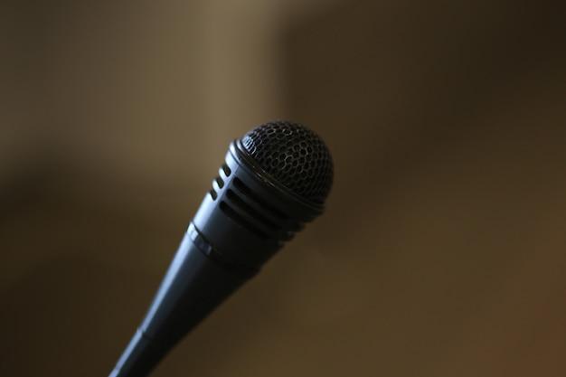 Микрофон, ресепшн