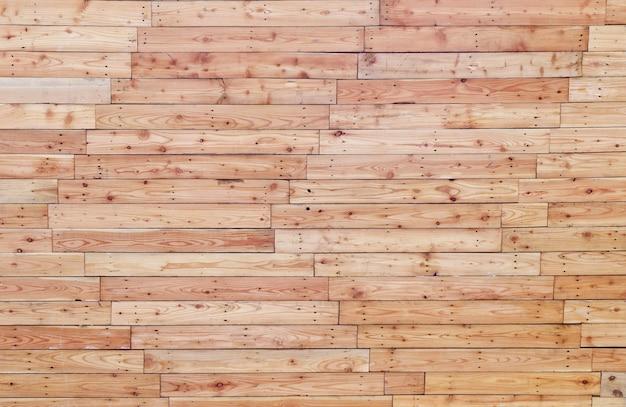 木の板壁の背景