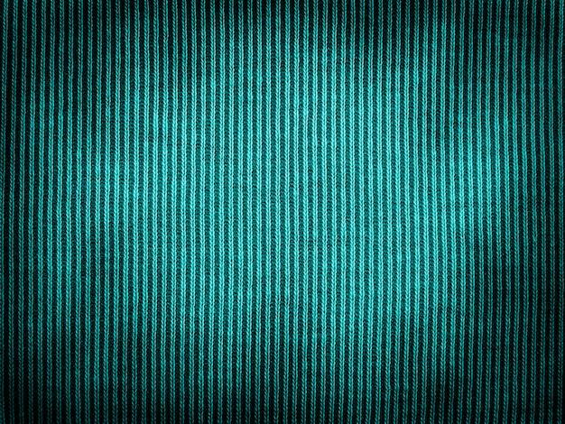 Голубой гранжевый фон ткани