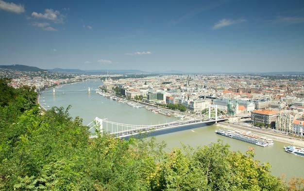 Дунайская панорама в будапеште