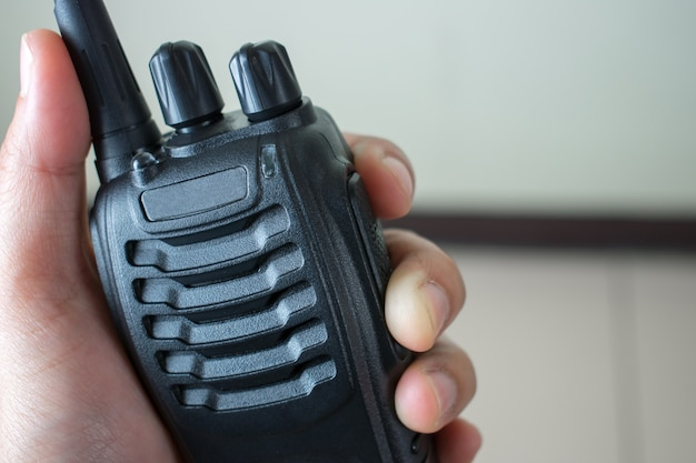 Рука радиосвязи