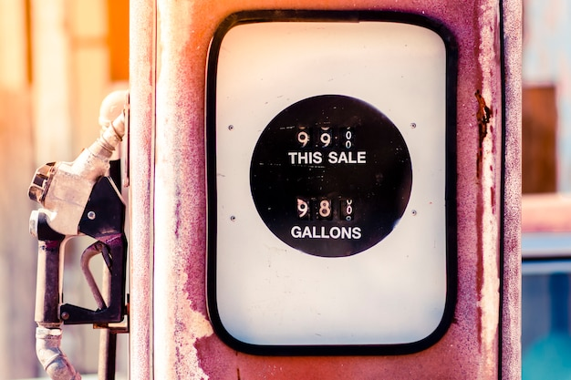 Насос газового насоса