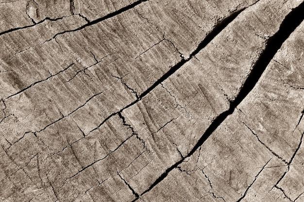 背景の古い木製のディテール面