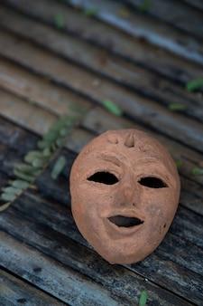 テラコッタマスク