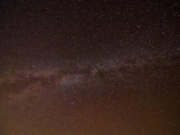 Астрофотография звездных троп и млечного пути