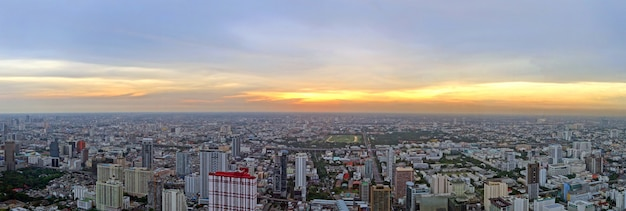 Городской пейзаж бангкока