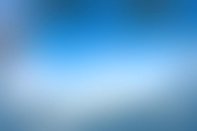 抽象的なぼやけたグラデーションブルーの背景
