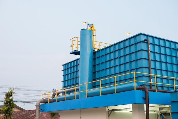 水処理プロセス
