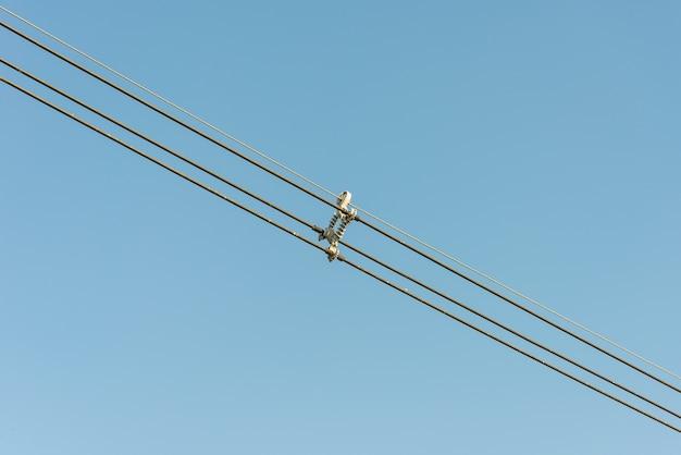電気システムのケーブルスペーサ