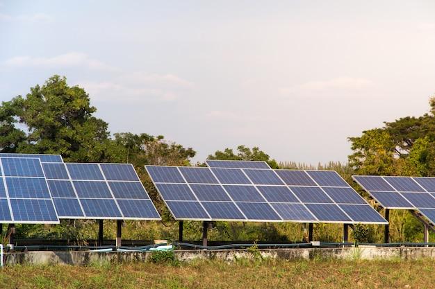 太陽からの電気再生可能エネルギーのための太陽熱発電