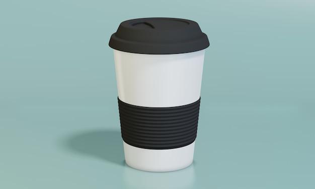 コーヒーマグモックアップ