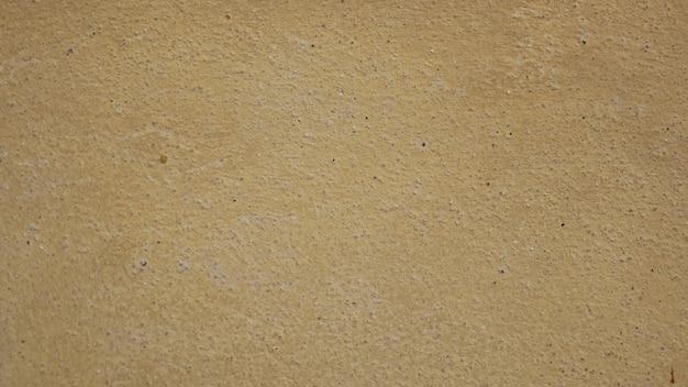 茶色のセメント壁、コンクリートの石の質感