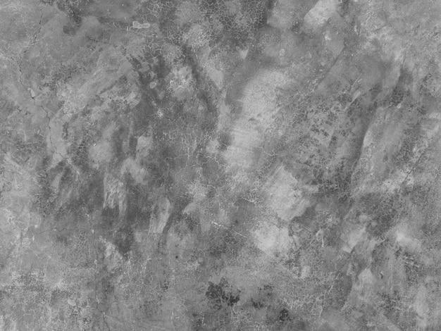Цементная стена, серый бетонный пол