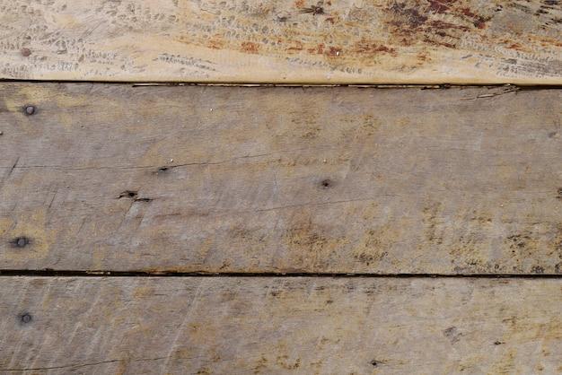 汚れた木製の壁の背景