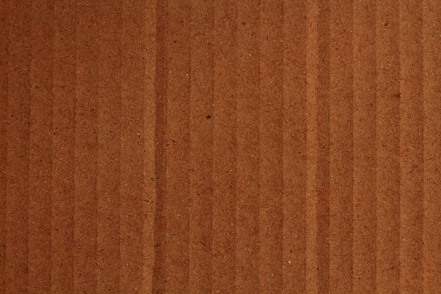 茶色のボール紙シート抽象的な背景、古いビンテージパターンのリサイクル紙箱の質感。