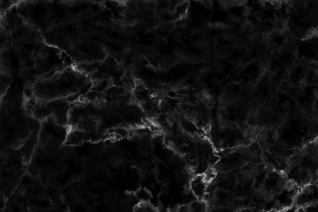 内部または外部の高解像度の黒い大理石のテクスチャ背景