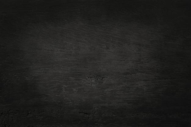 Черная деревянная стена фон