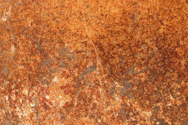 Ржавая текстура темноты несенная на металлическом листе, старой железной картине стены для предпосылки.
