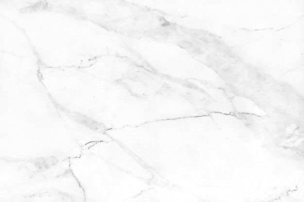 白灰色の大理石のテクスチャ背景の平面図